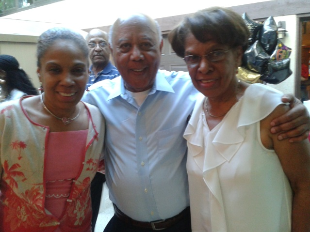 Deb, Dad and Mom