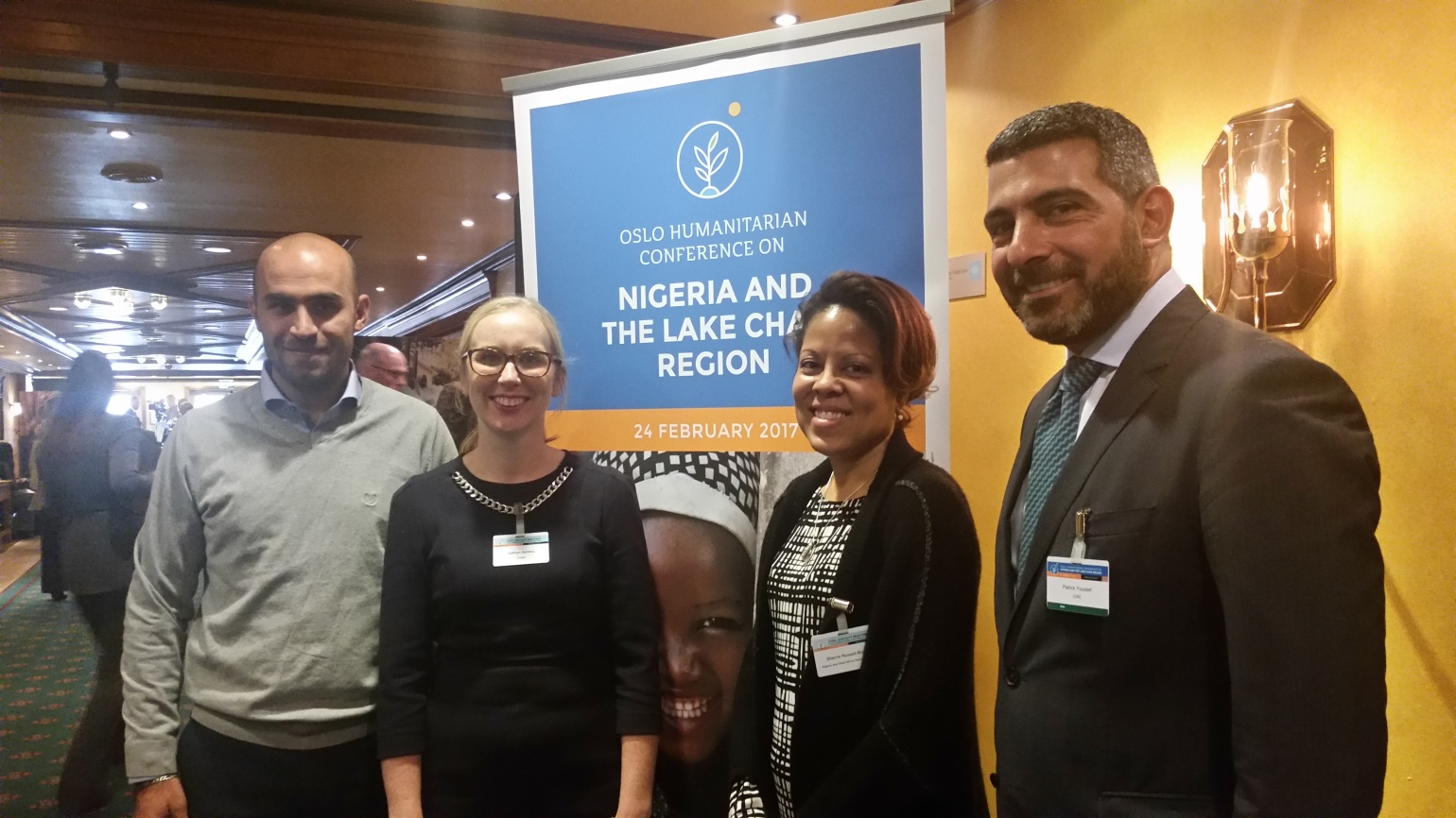 russell brown trustee FOUR Ways to Support #Humanitarian Response in #Nigeria and the ...